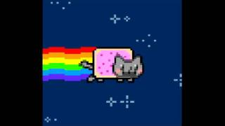 15 Minutes Of Nyan Cat (REMIX)