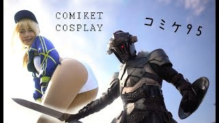 WINTER COMIKET COSPLAY SHOWCASE コミケ95