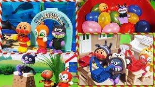 Anpanman Anime❤Toy Popular Videos Roundup Series episode 3 anime kids Animation Anpanman toy