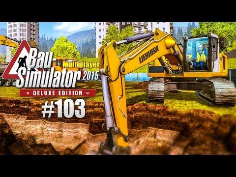 Bau-Simulator 2015 Multiplayer #103 - Besuch beim Baustoffhändler! CONSTRUCTION SIMULATOR Deluxe