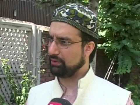 Hurriyat leader Mirwaiz Umar Farooq said the Indian government has overreacted.