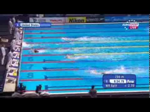Swimming 15 th FINA World Championships Barcelona 2013 Day 6 Semis/Finals