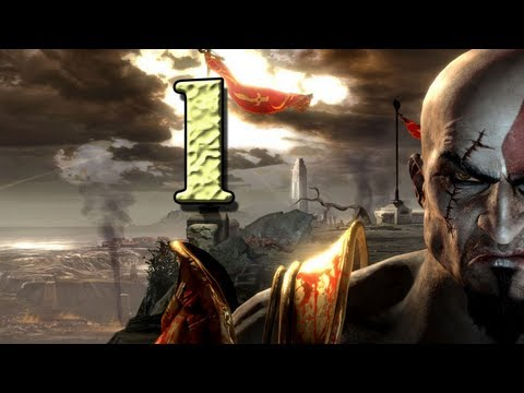 God of war 1 Walktrhough - ¡La vuelta de Kratos! - parte 1