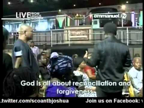 Tb Joshua. Prayer & Prophecy 11-05-2013 video