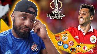 Benfica 3-0 Dinamo | Arsenal, Slavia amp Chelsea Impress | Europa League Round Of 16