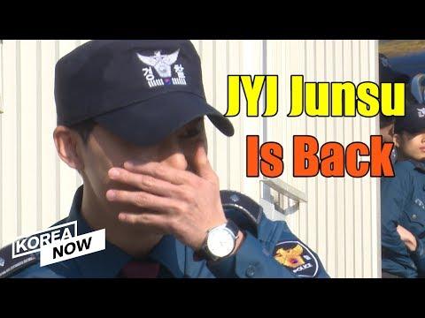 Download JYJ Xia Junsu is back from military service Mp4 baru