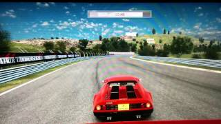 Test Drive Ferrari Legends Enna Pergusa 308 gts