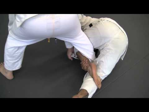 Jiu Jitsu Technique - Vitor Shaolin Ribiero - Spider Guard Sweep IV Image 1