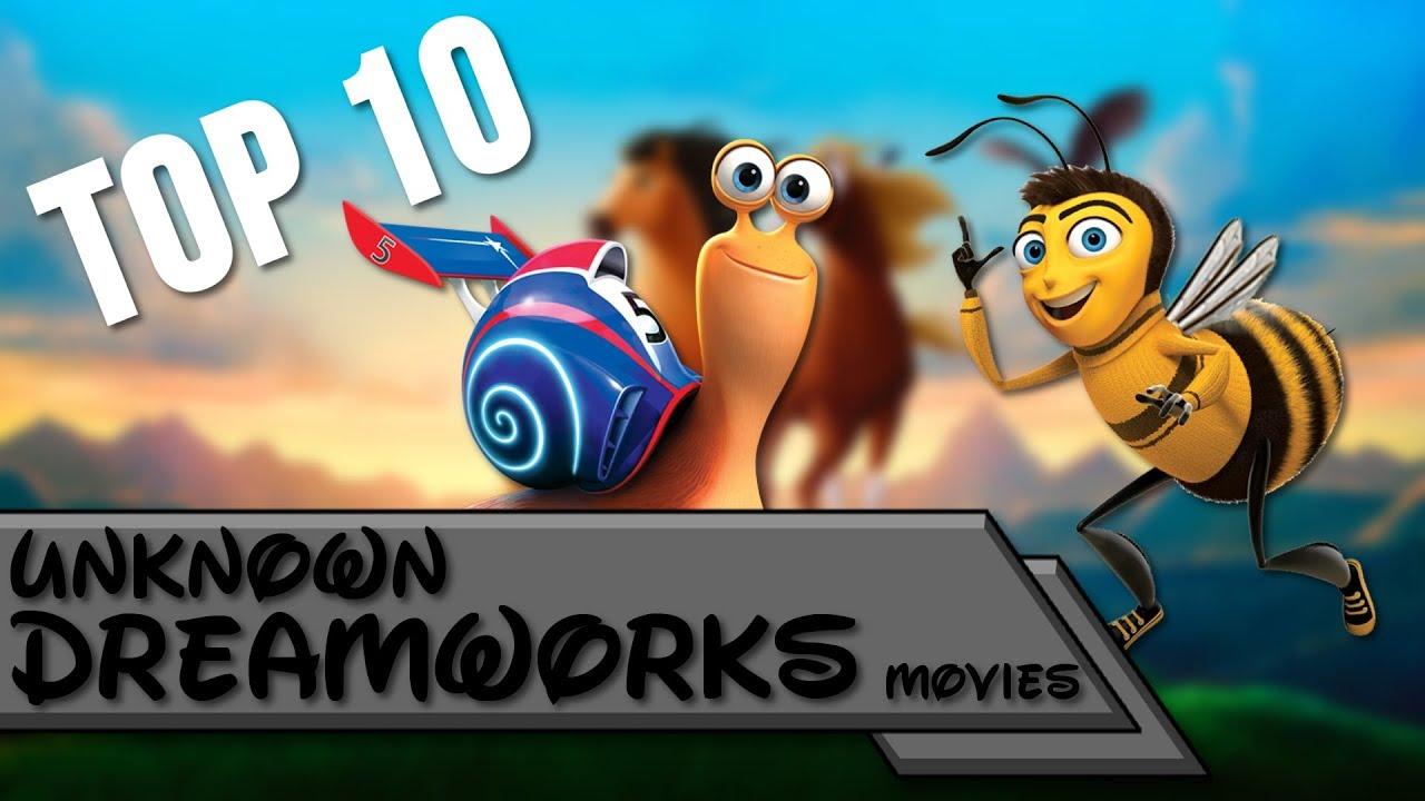 Dreamworks movies
