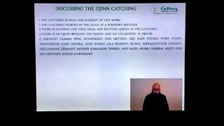 Discussing Jinn Catching Sheik Abder Raouf Ben Halima part 1