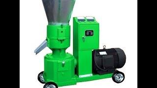 Производство пеллет оборудование своими руками оборудование для производства топливных пеллет
