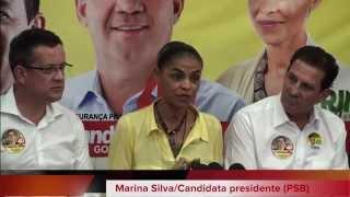 Marina Silva desautoriza movimento MariMar