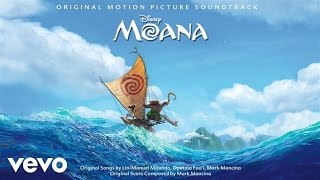 """Lin-Manuel Miranda - Unstoppable (From """"Moana""""/Outtake/Audio Only)"""