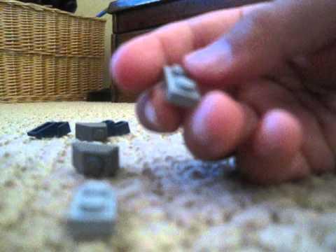 Lego Jango Fett Instructions Lego Mini Jango Fett Ship