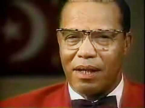 Minister Farrakhan Totally Rips Mike Wallace on 60 min «QC'z/AR»