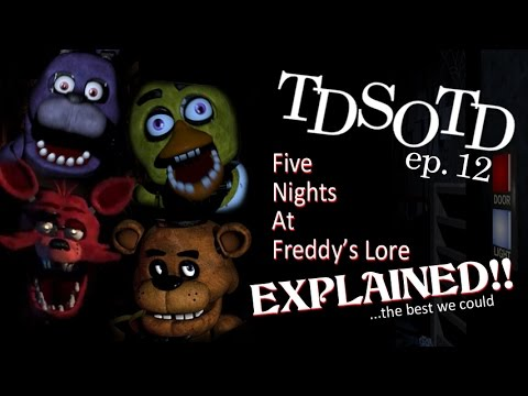 Five nights at freddy s lore explained the darker side of the disc