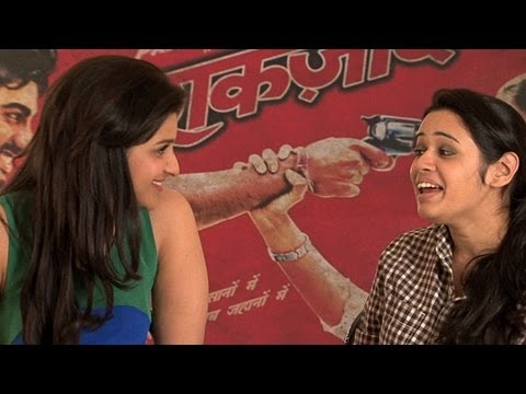 Pareshaan Unplugged with Parineeti & Shalmali - Ishaqzaade