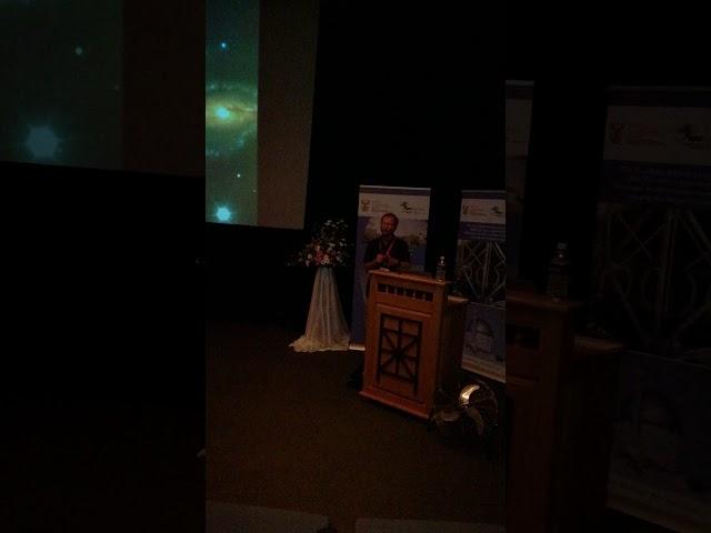 Prof. Petri Vaisanen Scifest 2018 lecture, part 2