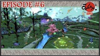 Okami HD - Rejuvenating Shinshu Field - Episode 6