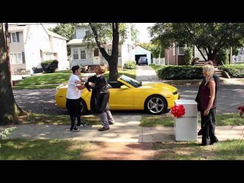 Chevy s Route 66 Super Bowl XLVI Commercial - 60 second version