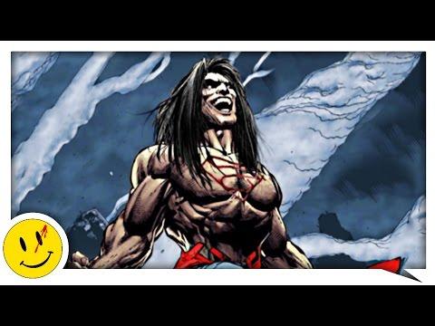 Х'эл: Перемещения во времени (Финал) (DC New-52)