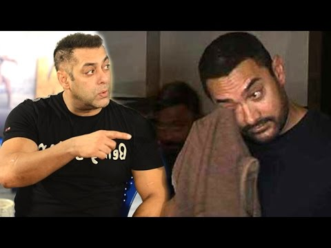 Salman On Aamir Khan's Emotional Message After Watching SULTAN