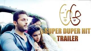 Mummy Returns Song Promo | A Aa Super Duper Hit Trailer | Nithin, Samantha | Trivikram