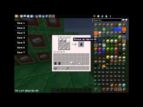 Minecraft 1.4.7   Como hacer un Yunque + Utilidades.