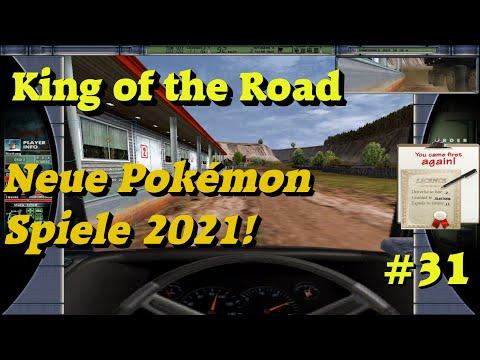 [1080p60] King of The Road #31 - Neue Pokémon Spiele 2021!