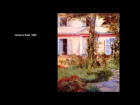 Manet, Edouard Part Two 4/4 Art Lecture by dr. christian conrad