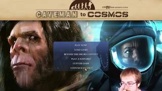 When the Time of Mankind Began - Let´s Play Civilization 4 - Caveman2Cosmos