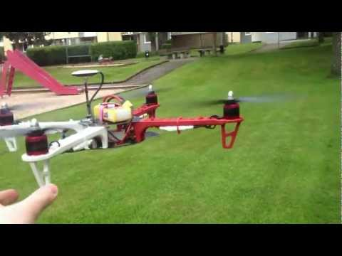 DJI NAZA with GPS