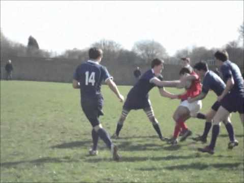 North England u16s v Midlands 2012