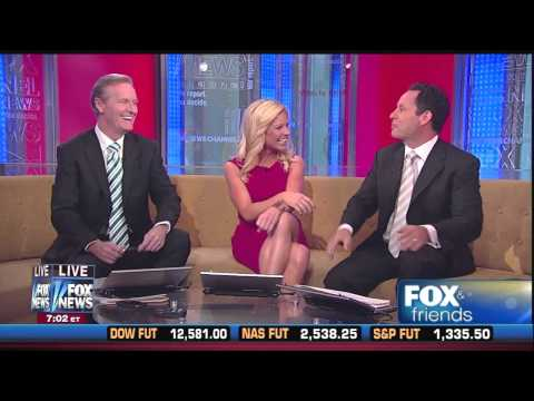 Anna Kooiman Fox & Friends 7-25-12