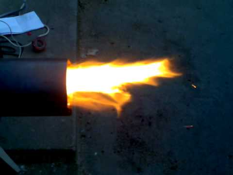 Homemade pellet burner by Hagi BiH 1 part