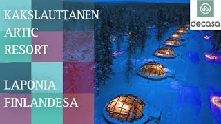 Hotel Kakslauttanen Arctic Resort (World's most amazing hotels) Laponia | Mis hoteles favoritos