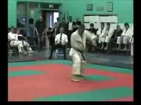 Kevin Clark - Kata - 2008 S.K.I.G.B Championships