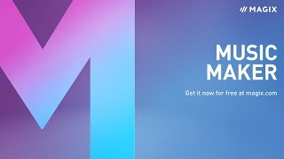MAGIX Music Maker The Free Full Version VideoMp4Mp3.Com