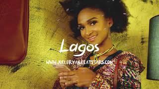 """Afro Beat Instrumental 2019 """"Lagos"""" (Afro Pop Type Beat)"""