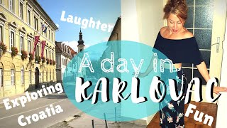Go Croatia || A Day in Karlovac: BBQ, Friends, and Fun