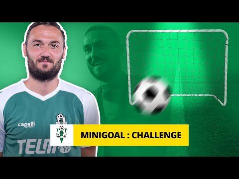 MiniGoal Challenge: Martin Doležal