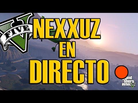GTA 5 ONLINE - EN DIRECTO! VAQUEROS DE CIUDAD! XD - NexxuzHD