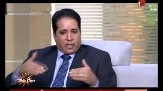 حوار الاستاذ محمد حمام الدقيشيى عن ظاهرة التعديات على الاراضى الزراعية