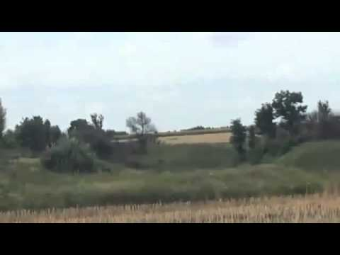 Russian troops on the border line with Ukraine. Putin Ignores Obama