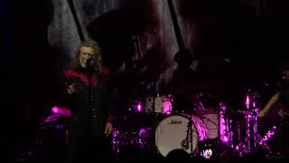 Carry Fire - Robert Plant 2018.02.20 Chicago Riviera Theatre