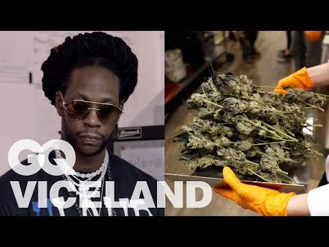 2 Chainz Checks Out California's First Legal Weed Cultivator | Most Expensivest | VICELAND & GQ