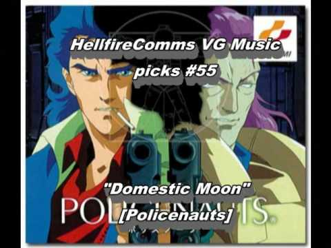 Misc Computer Games - Policenauts - Old La 2040