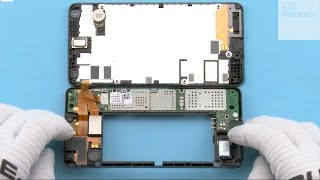 How to Disassembly and Assembly Microsoft Lumia 550 Full