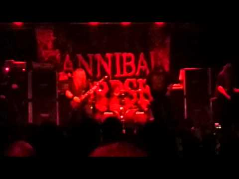 Cannibal Corpse - Born In A Casket (Live At Apocalypse Club, Toronto