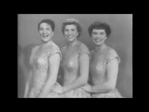 THE ANDREWS SISTERS REUNITED (1956)